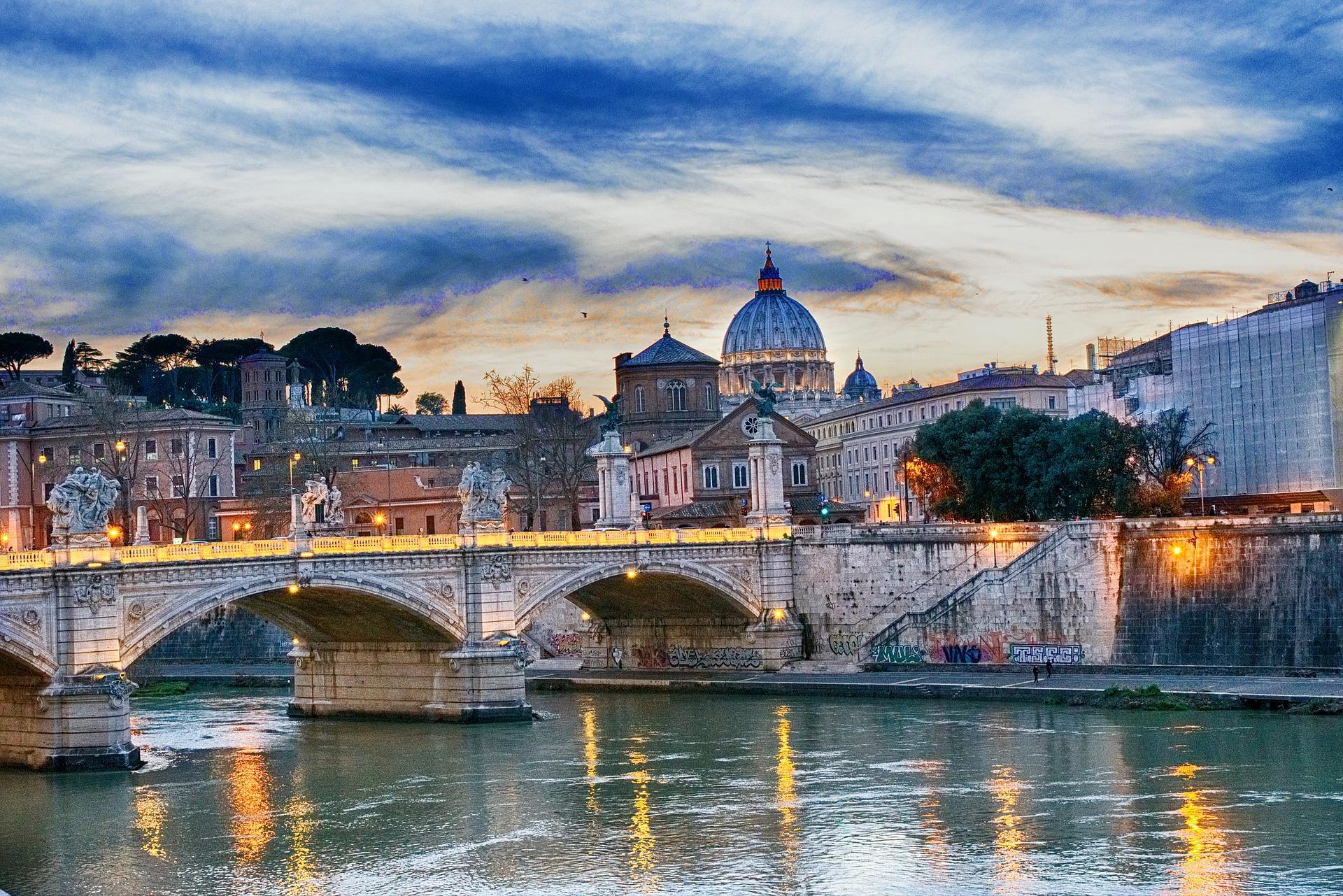 Güsntige Reise nach Rom im 4 Sterne Flaminio Village inklusive Flug ab 95,25€
