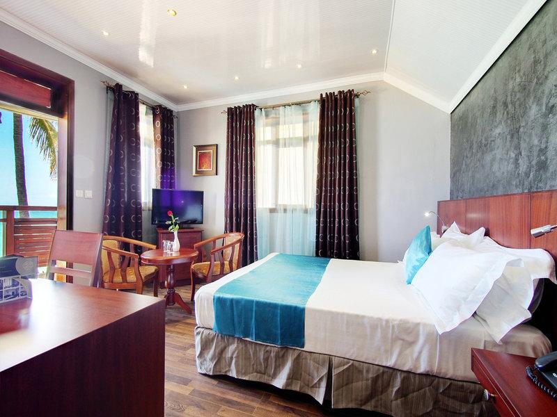 Gold Beach das Hotel auf Mauritius