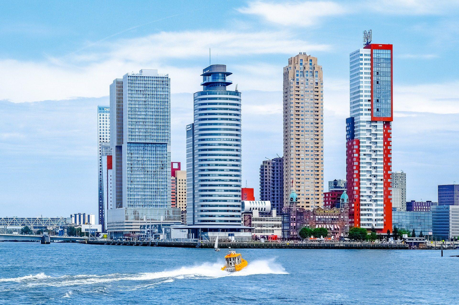 Hafenrundfahrt Rotterdam Hotels ab 26,00€ die Nacht - Ferien in Holland