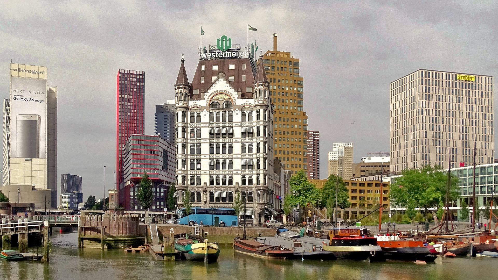 Hafenrundfahrt Rotterdam Hotels ab 26,00€ die Nacht - Ferien in Holland 2