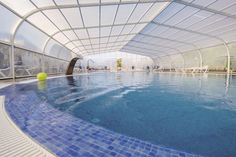 Hallenbad im Royal Suite Fuerteventura All Inklusive Urlaub