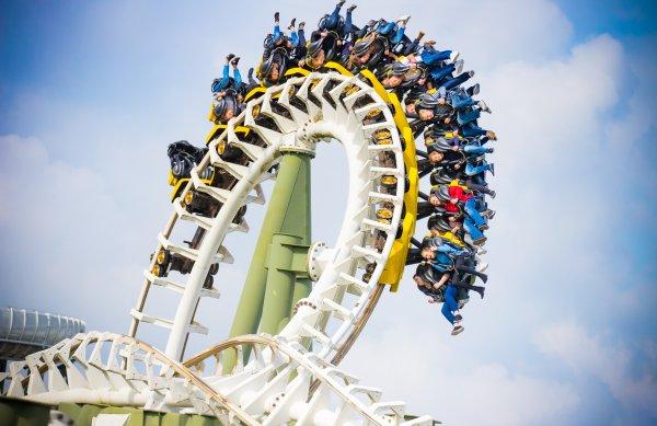 Heide Park Soltau günstiger Heidepark Eintritt ab 79,00€ + Übernachtun