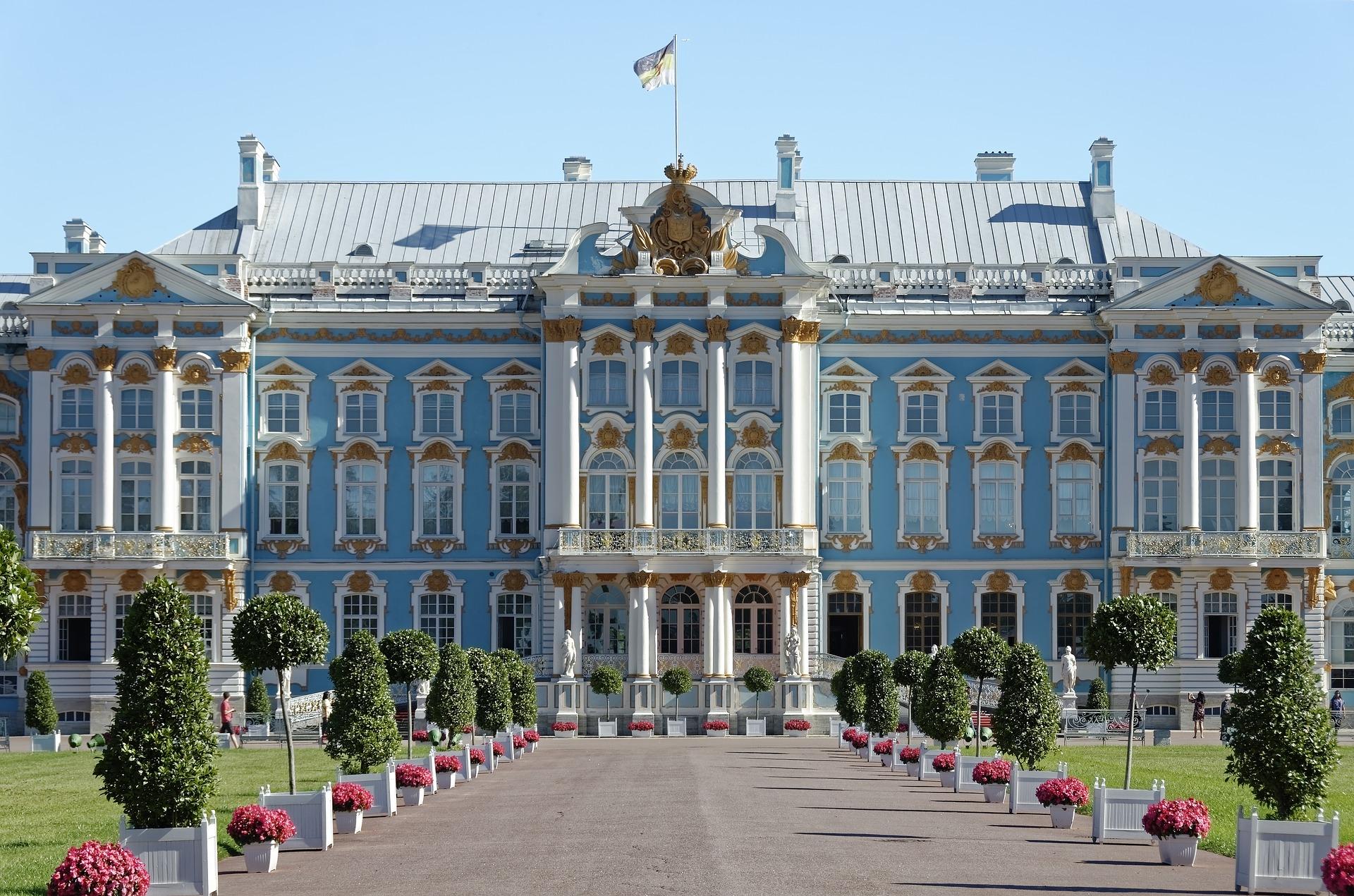 Hermintage Theater Sankt Petersburg- Schwanensee