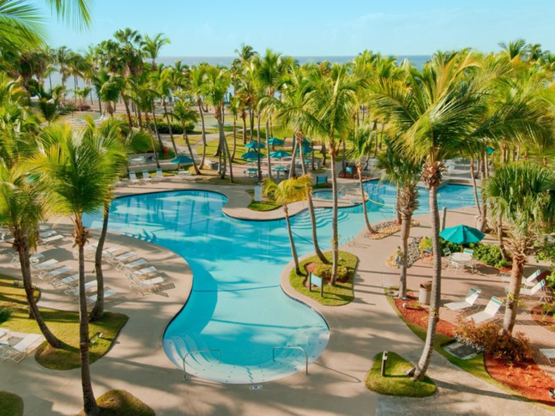 Hotel Hilton Ponce Golf & Casino Resort ab 908,00€ Karibisches Meer
