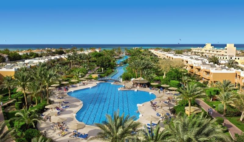Hotel Anlage Movie Gate in Hurghada All Inklusive - eine Woche Ägypten günstig ab 242,00€ 4 Sterne