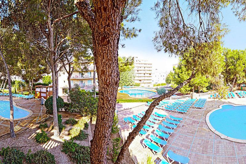 Hotel Außen Pool's Mallorca All Inklusive eine Woche günstig buchen ab 304,00€ - S'Arenal