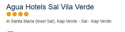 Kap Verde Kurzurlaub - Knaller ab 377,00€