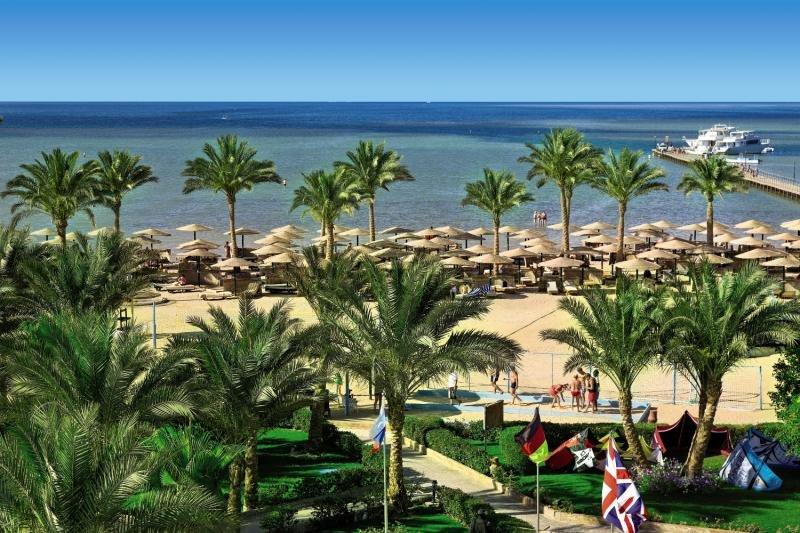 Hotel eigener Strand - Hurghada All Inklusive - eine Woche Ägypten günstig ab 242,00€ 4 Sterne