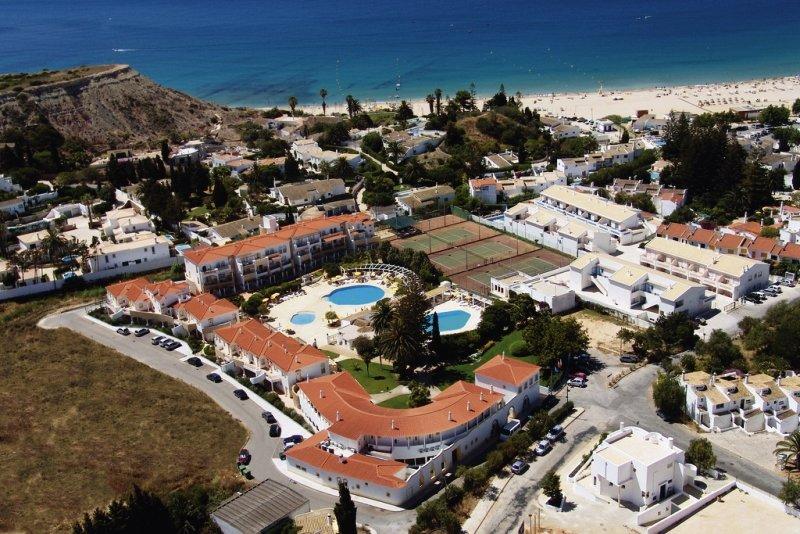 Hotelanlage Algarve Urlaub eine Woche günstig buchen ab 121,52€ - Praia da Luz