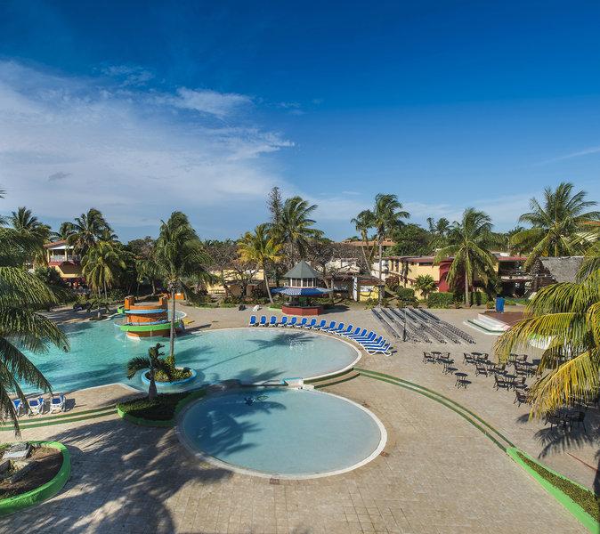 Hotelanlage Chillen in Varadero eine Woche All Inclusive Urlaub ab 650,60€