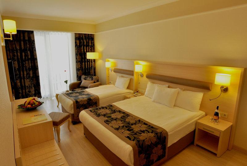 Hotelzimmer All Inklusive Urlaub in Türkei ab 196,00€ - Side Titreyengöl 4,5 Sterne
