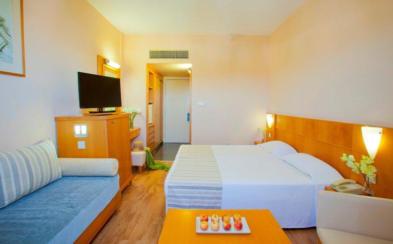 Hotelzimmer Beispiel All Inclusive Urlaub 2019 in Zypern