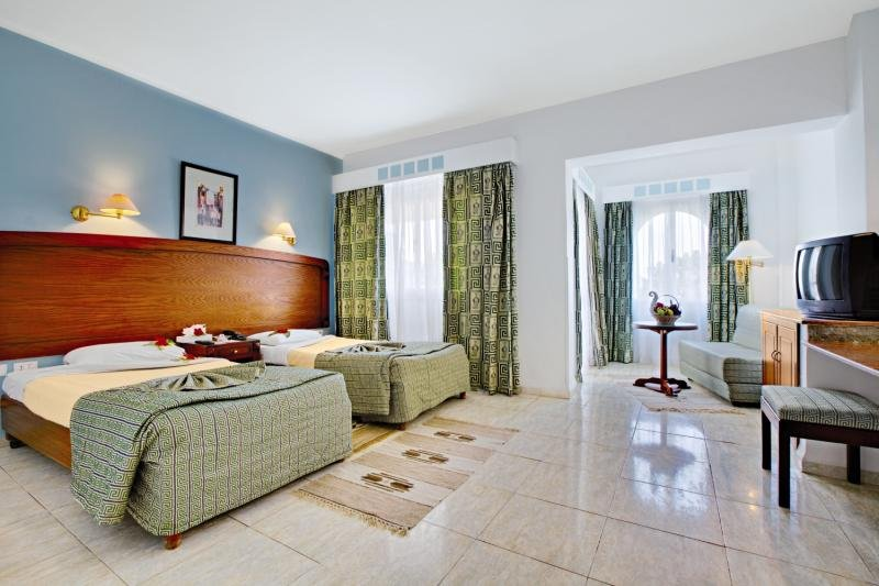 Hotelzimmer Beispiel Hurghada All Inclusive - eine Woche Ägypten günstig ab 242,00€ 4 Sterne