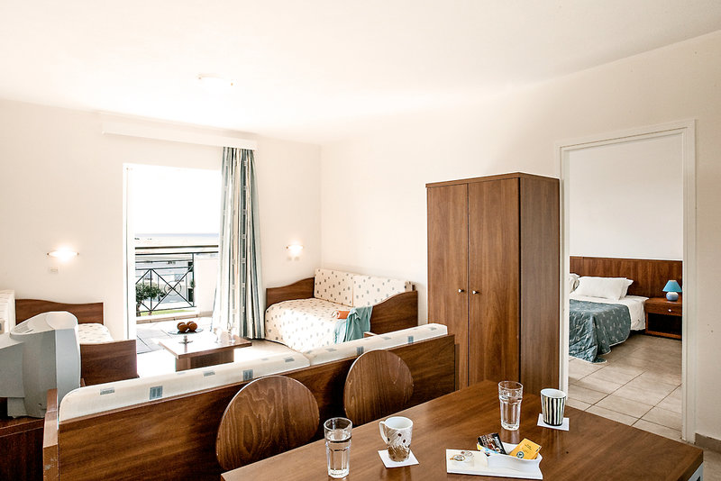 Hotelzimmer Beispiel Mareblue Resort