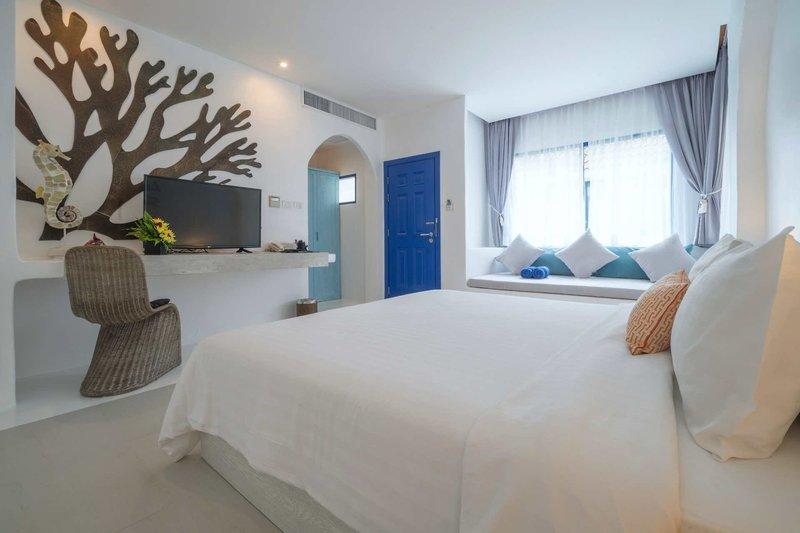 Hotelzimmer Beispiel Ocean Breeze Resort Badeurlaub in Thailand 16 Tage Khao Lak ab 900,00€