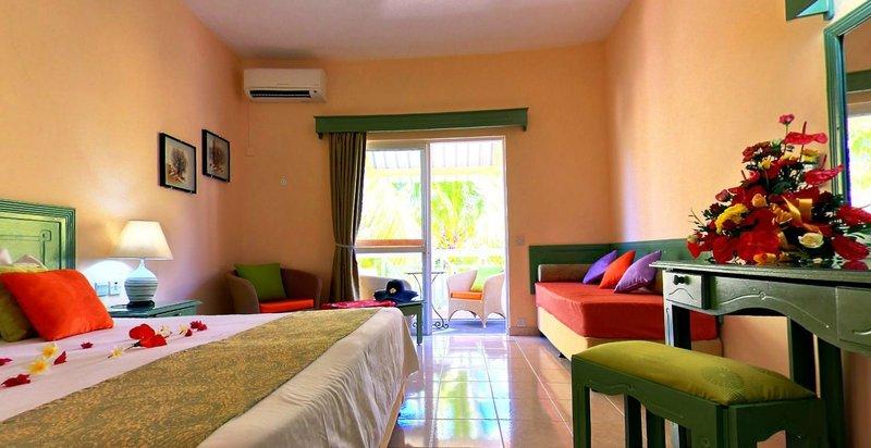 Hotelzimmer Chillen auf Mauritius - All Inclusive Urlaub 9 Nächte ab 1050,00€