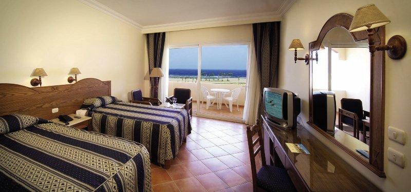 Hotelzimmer im Nada Resort in Ägypten am roten Meer