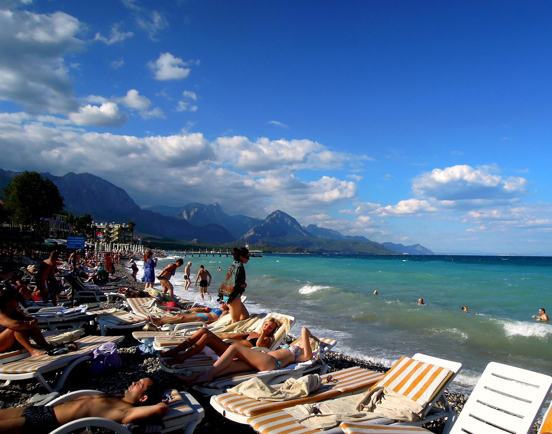 Kemer Badeurlaub zur Hauptsaison in der Türkei