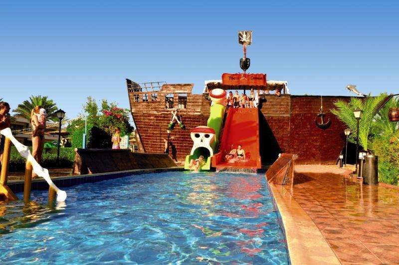 Kinderbecken im Hotel Hurghada All Inclusive - eine Woche Ägypten günstig ab 242,00€ 4 Sterne