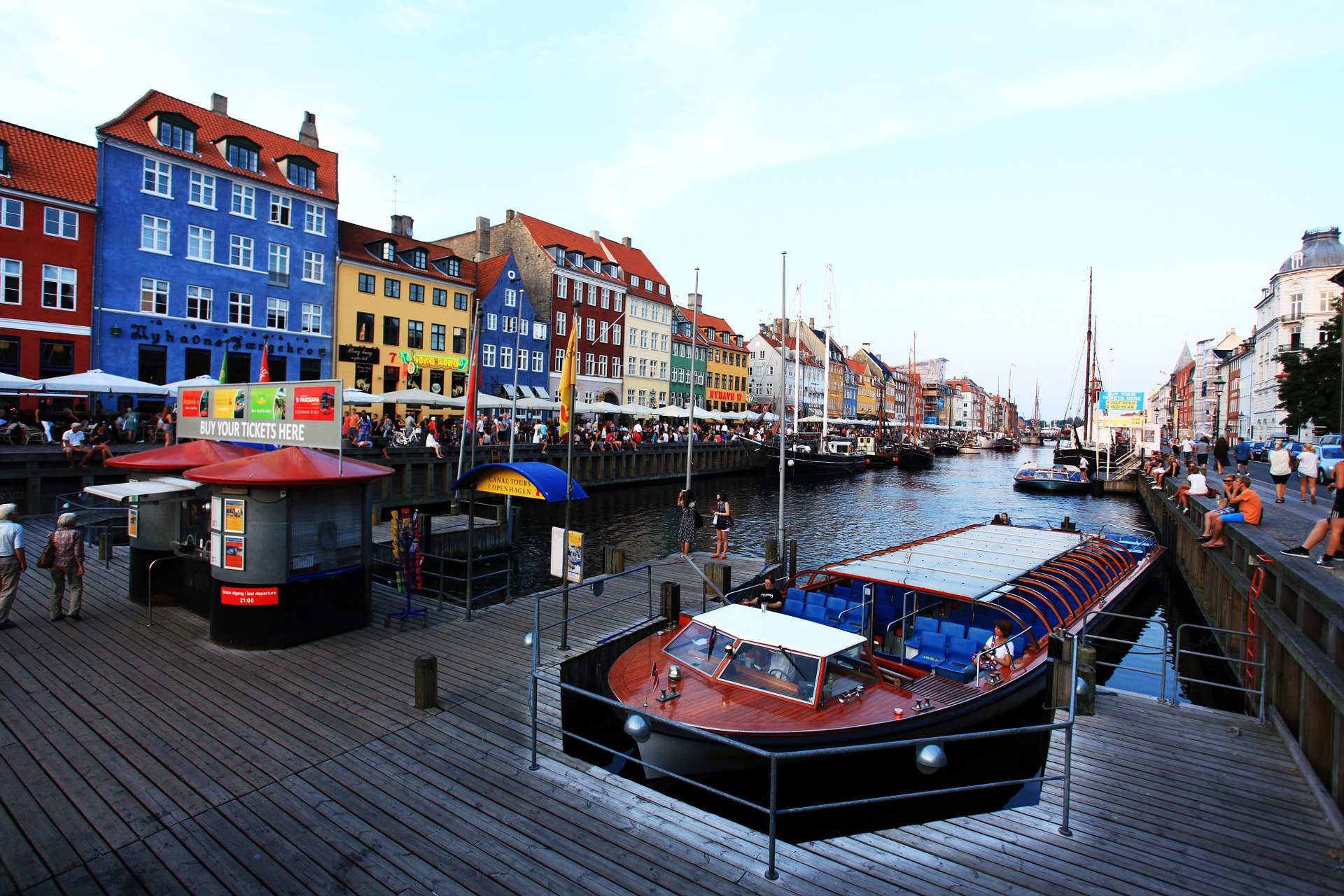 Kopenhagen Dänemark - Städtereisen nach Skandinavien