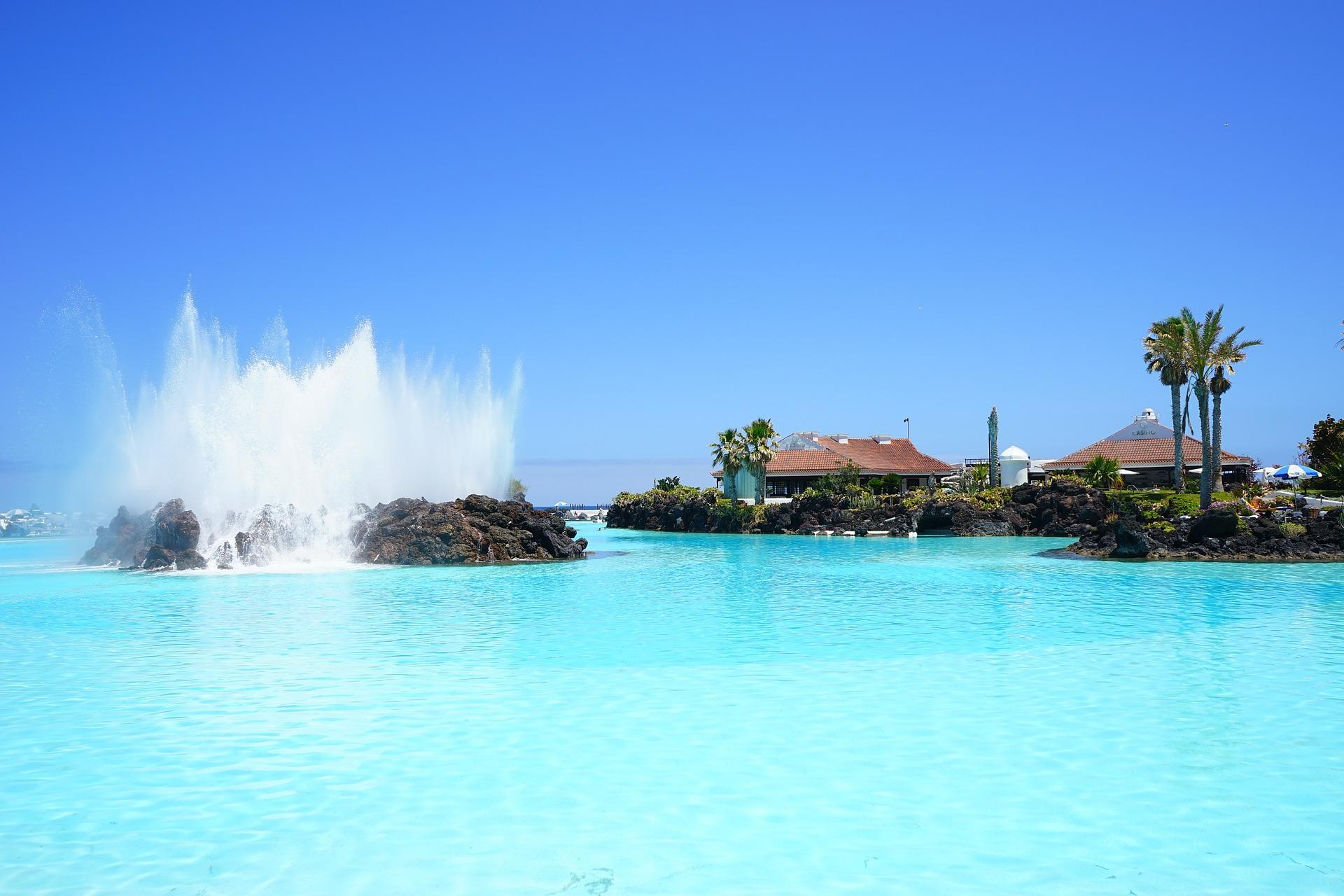 Kurzurlaub auf Teneriffa 3 Nächte günstig ab 43,00€ Flug + Hotel Fontaine