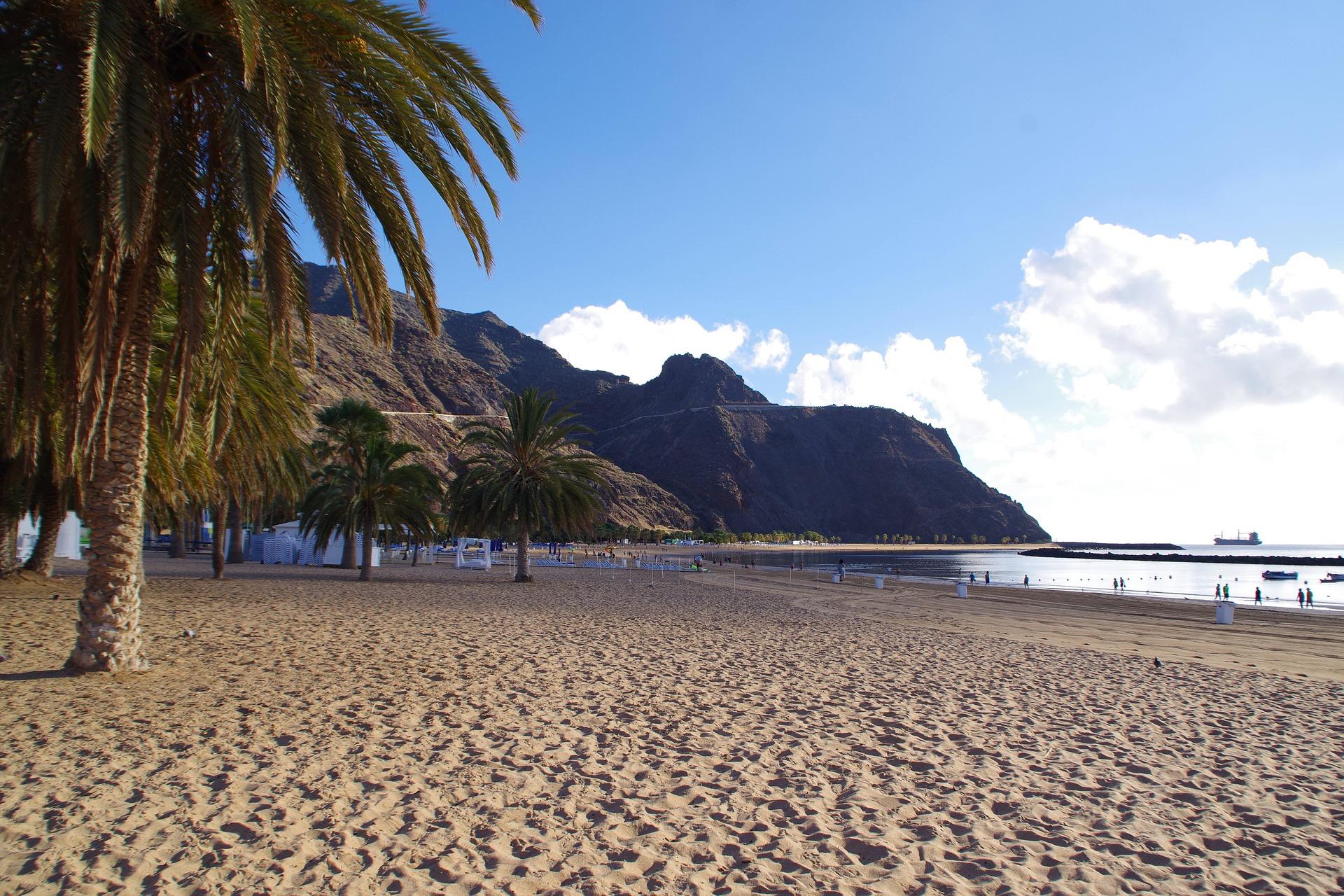 Kurzurlaub auf Teneriffa 3 Nächte günstig ab 43,00€ Flug + Hotel Strand