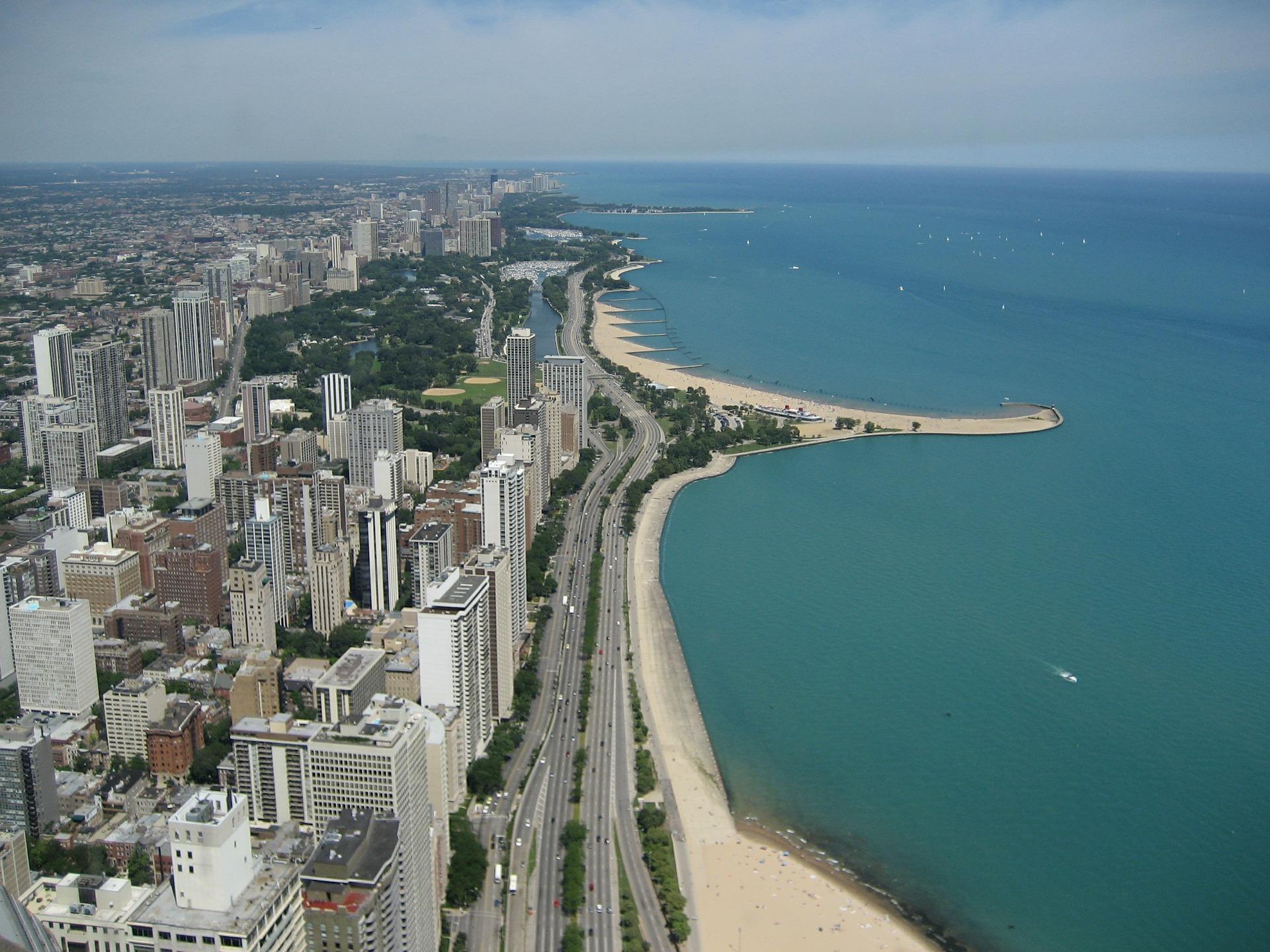 Kurzurlaub in Chicago günstig buchen ab 586,47€ - Illinois USA 5 Nächte Hotel