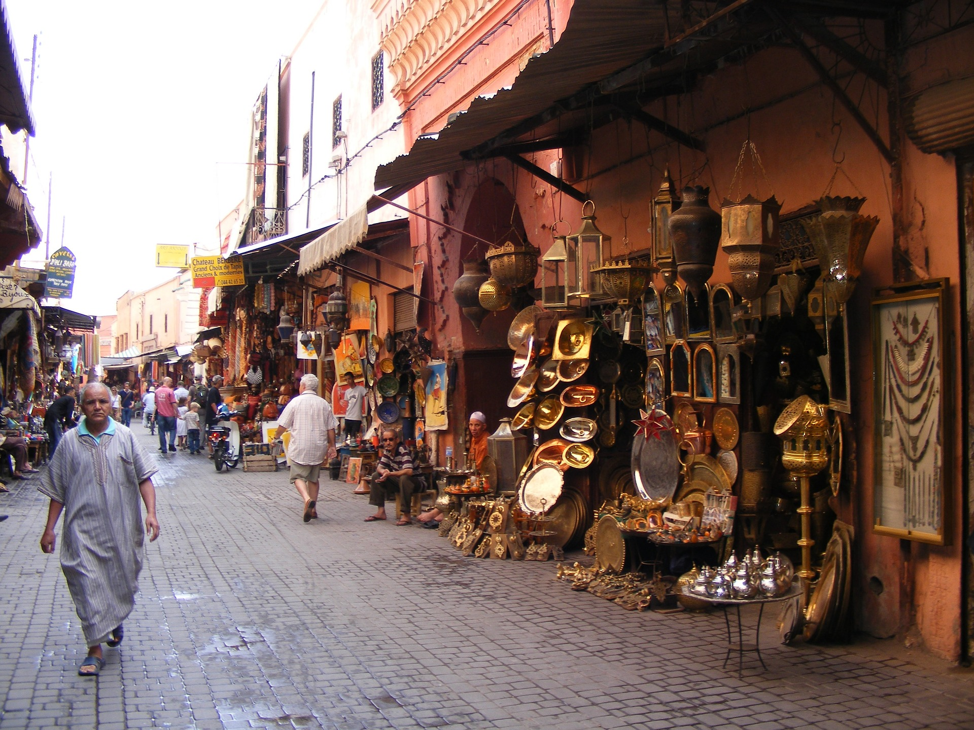 Kurzurlaub in Marokko Marrakesch 4 Nächte ab 103,25€ pro Person