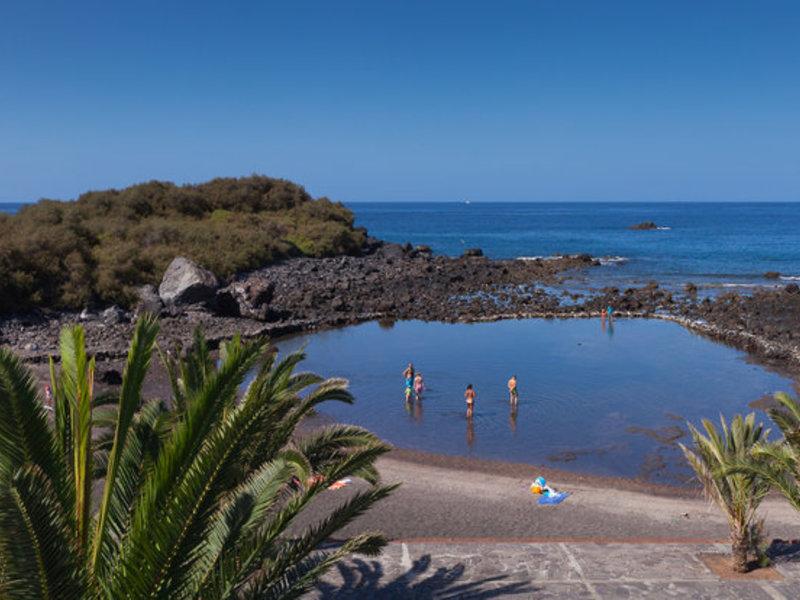 La Gomera Appartment & Flüge ab 178,14€ 5 Nächte auf den Kanaran am Playa de valle Gran Rey in La Puntanilla