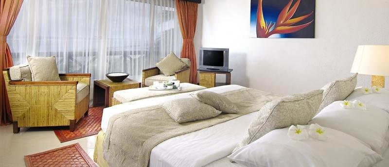 Leopard Beach Resort & Spa Hotelzimmer Beispiel