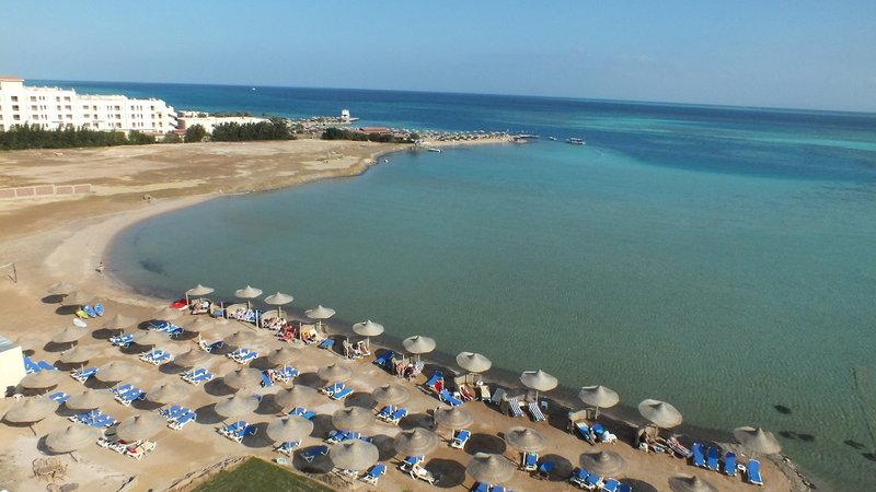 Magic Beach Hurghada Pauschalreise buchen günstig ab 101,88€