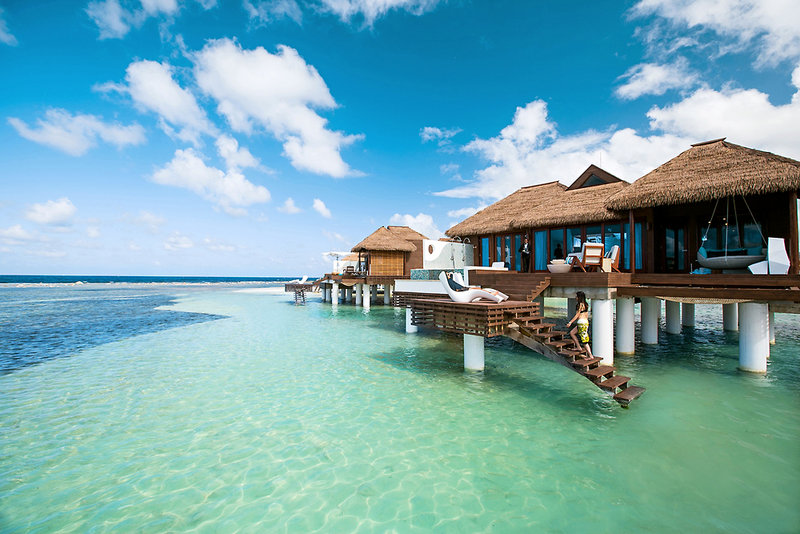 Malediven Urlaub nicht auf den Malediven ! Jamaika Sandals Private Island .
