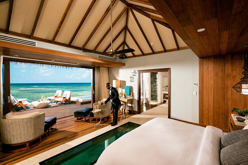 Malediven Urlaub nicht auf den Malediven ! Jamaika Sandals Private Island