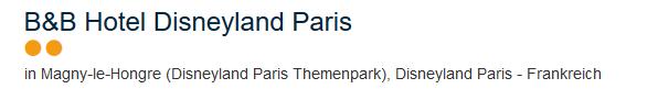 Disneyland Paris Karten und Hotel buchen