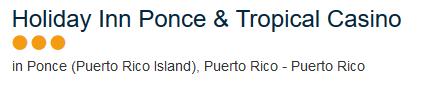 Puerto Rico Reise