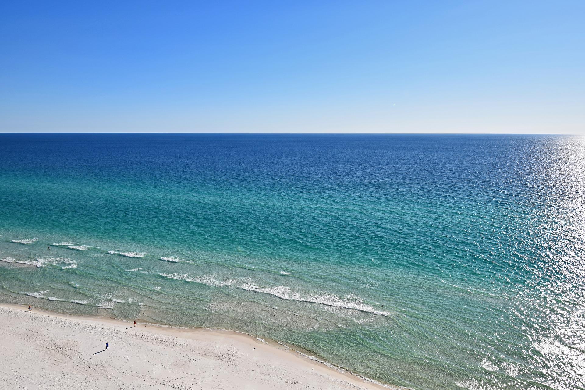 Pazifischer Ozean Panama City