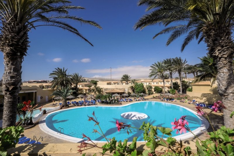 Pool All Inclusive Urlaub Fuerteventura im Royal Suite