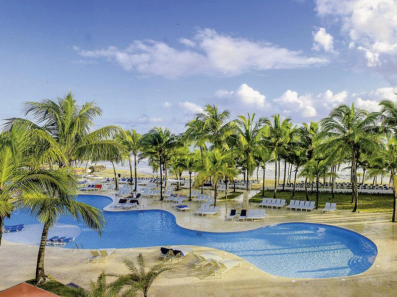 Poolansicht vom Hotel Dominikanische Republik All Inclusive Urlaub - eine Woche ab 707,00€