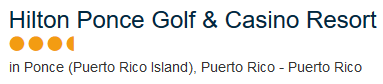Puerto Rico Ferien 2019 im Hilton