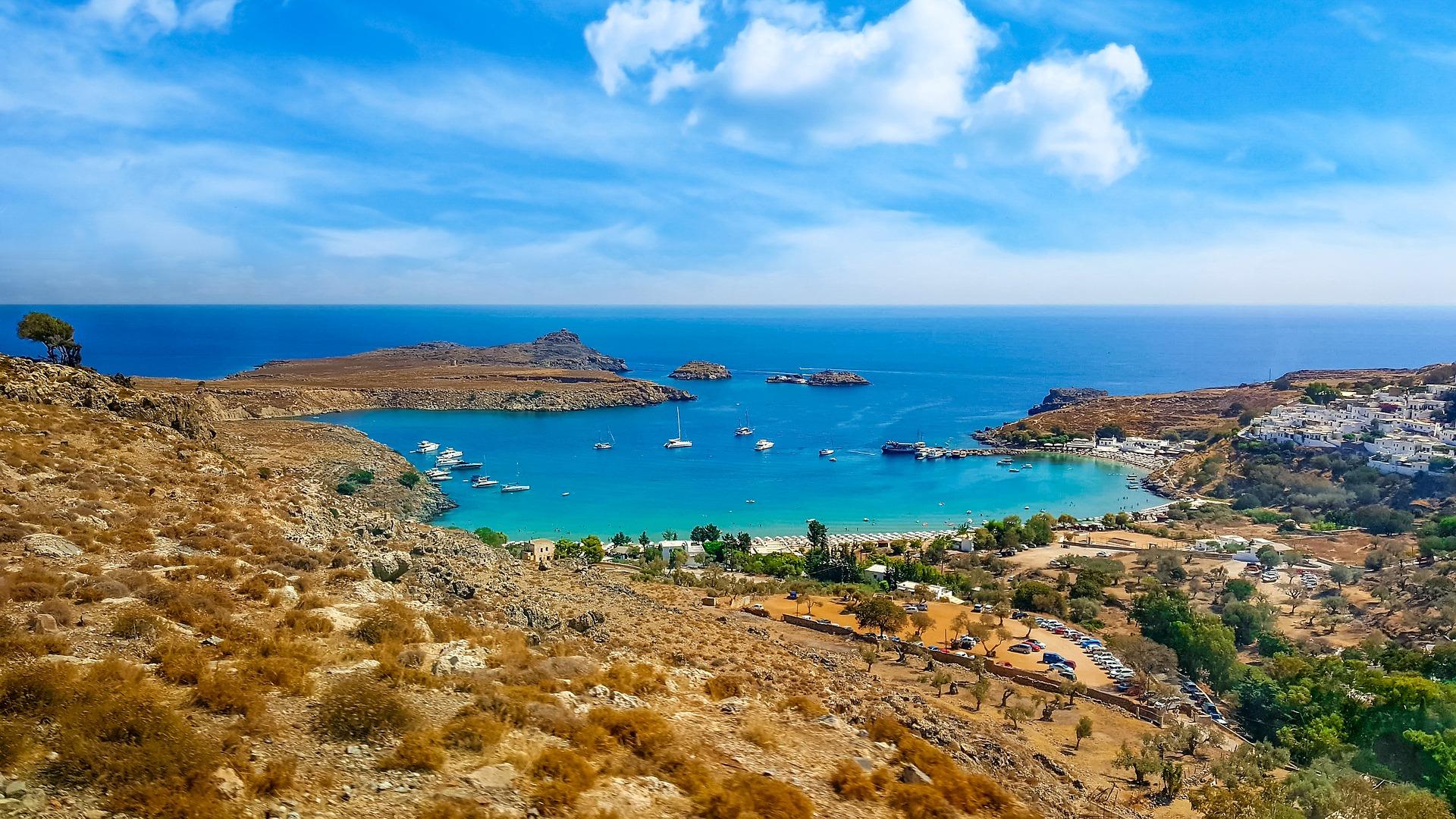 Rhodos Urlaub in Griechenland günstig ab 154,75€ = Flug, Hotel, Transfer