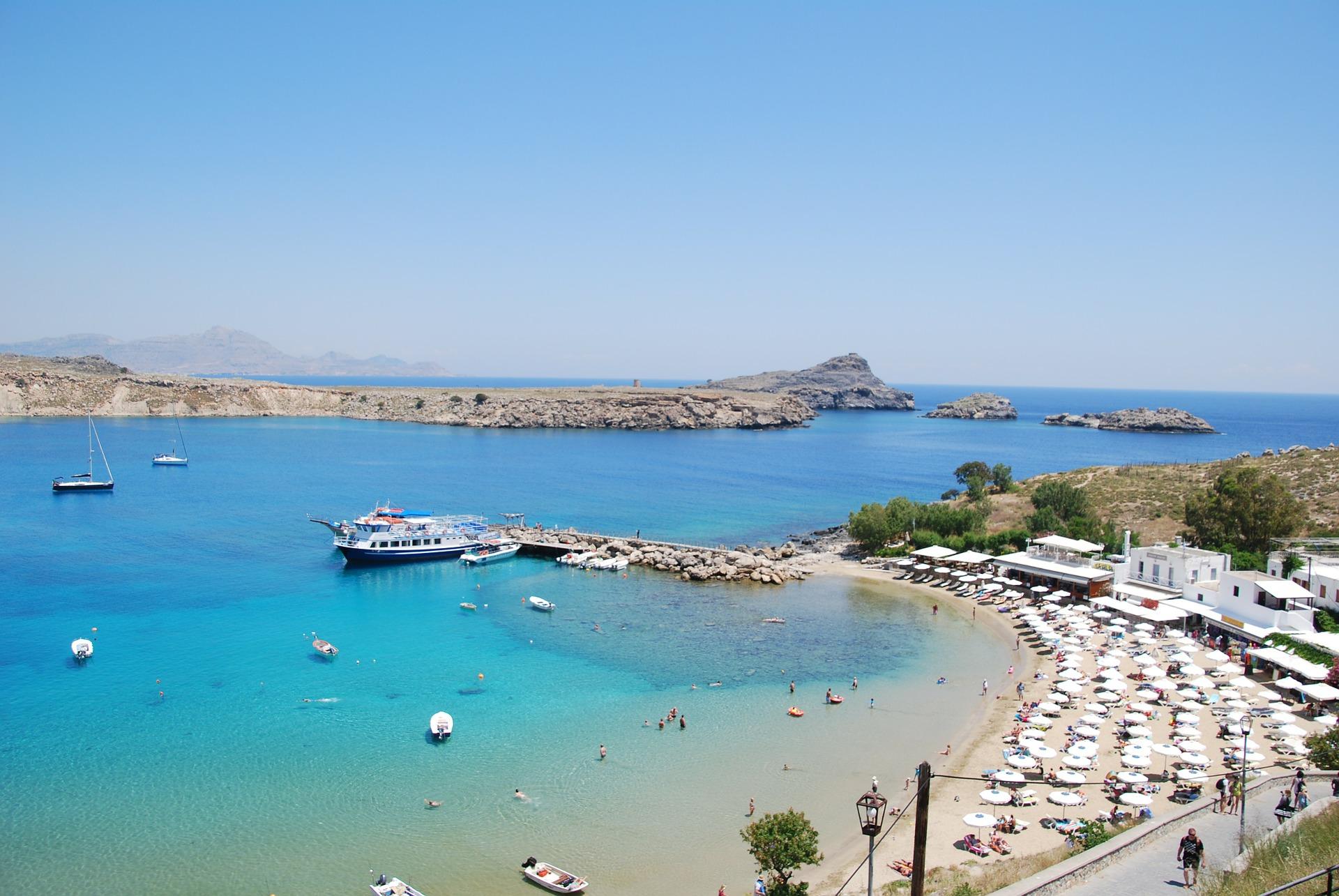 Rhodos Urlaub in Griechenland günstig ab 154,75€