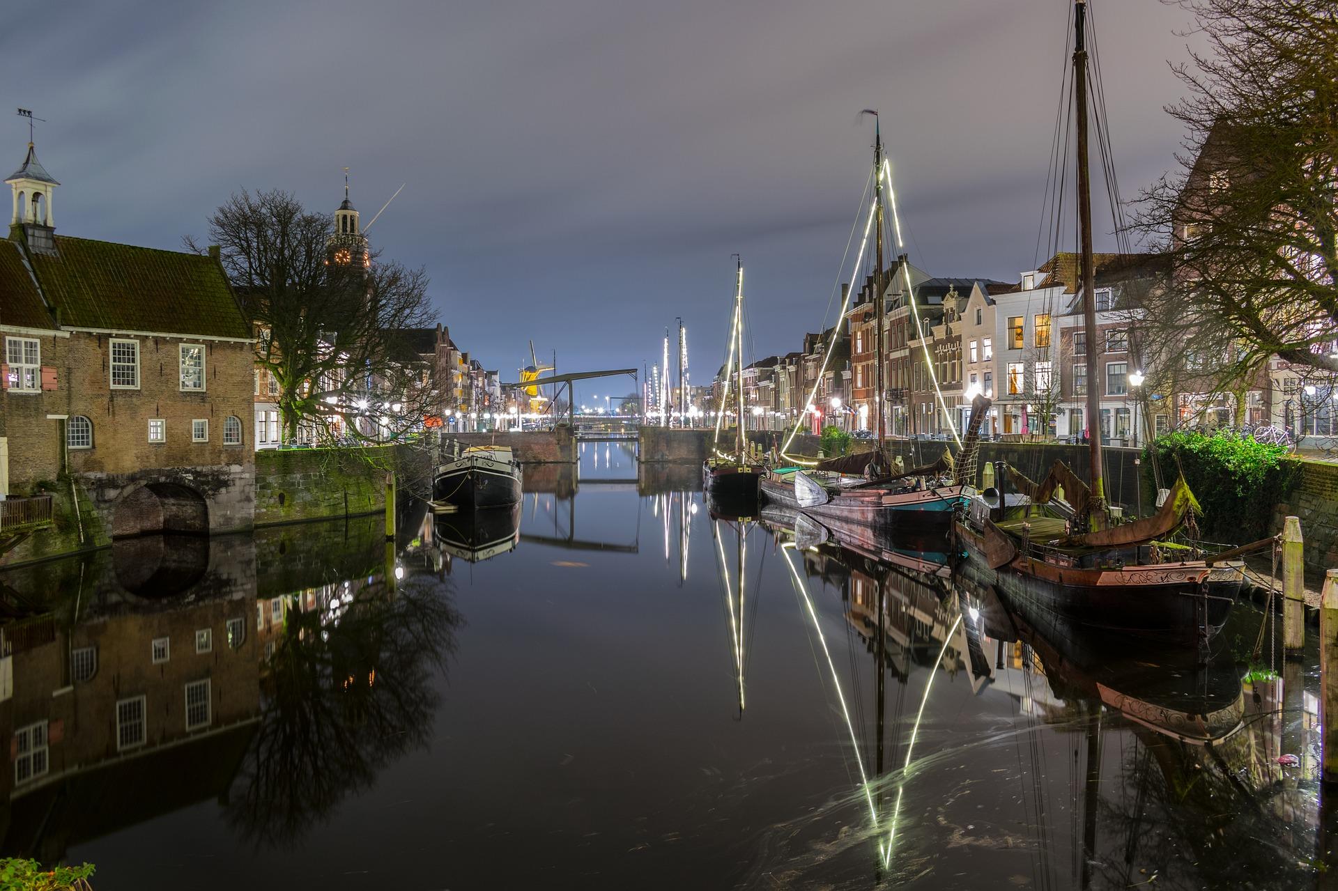 Hafenrundfahrt Rotterdam Hotels ab 26,00€ die Nacht - Ferien in Holland 1