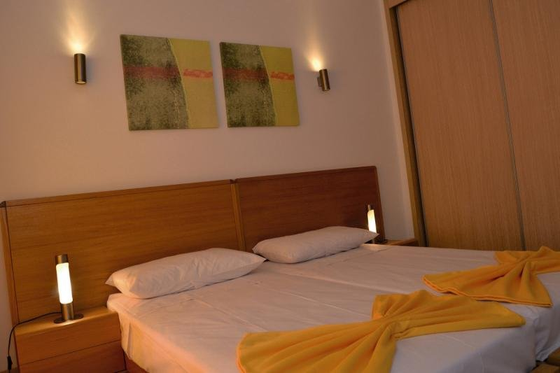 Schlafzimmer im Hotel in Santa Maria Sal- Kap Verde Afrika