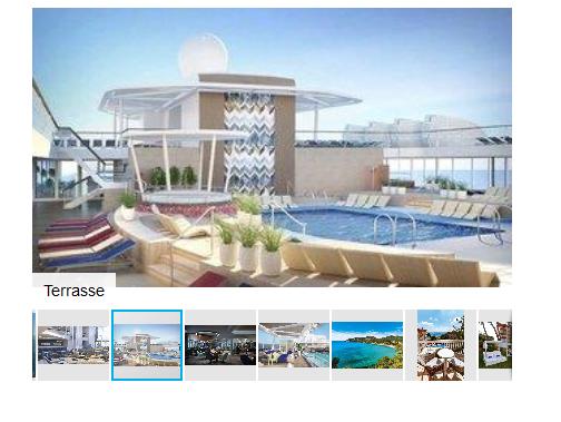 Screenshot Bilder Kreuzfahrt 2019 Canyamel - Mittelmeer mit Andalusien ab 1459,00€