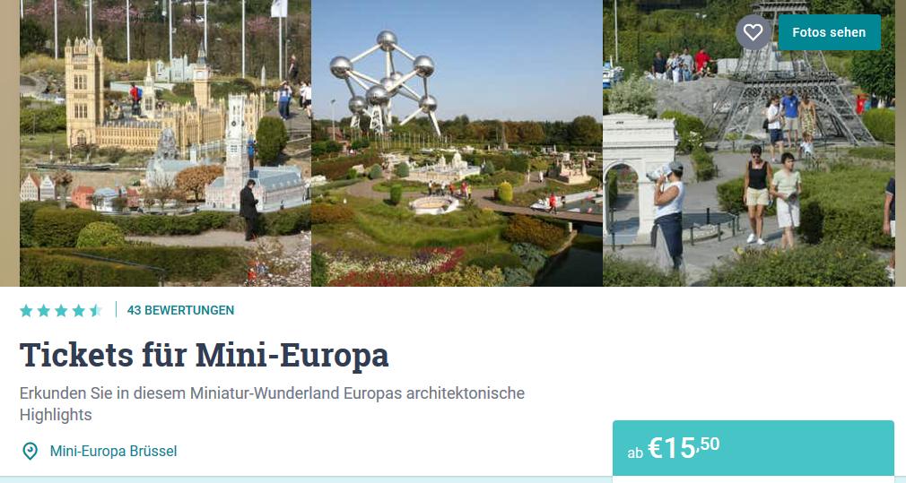 Screenshot Deal Karten Für Miniclub Europa günstiger kaufen ab 15,50€