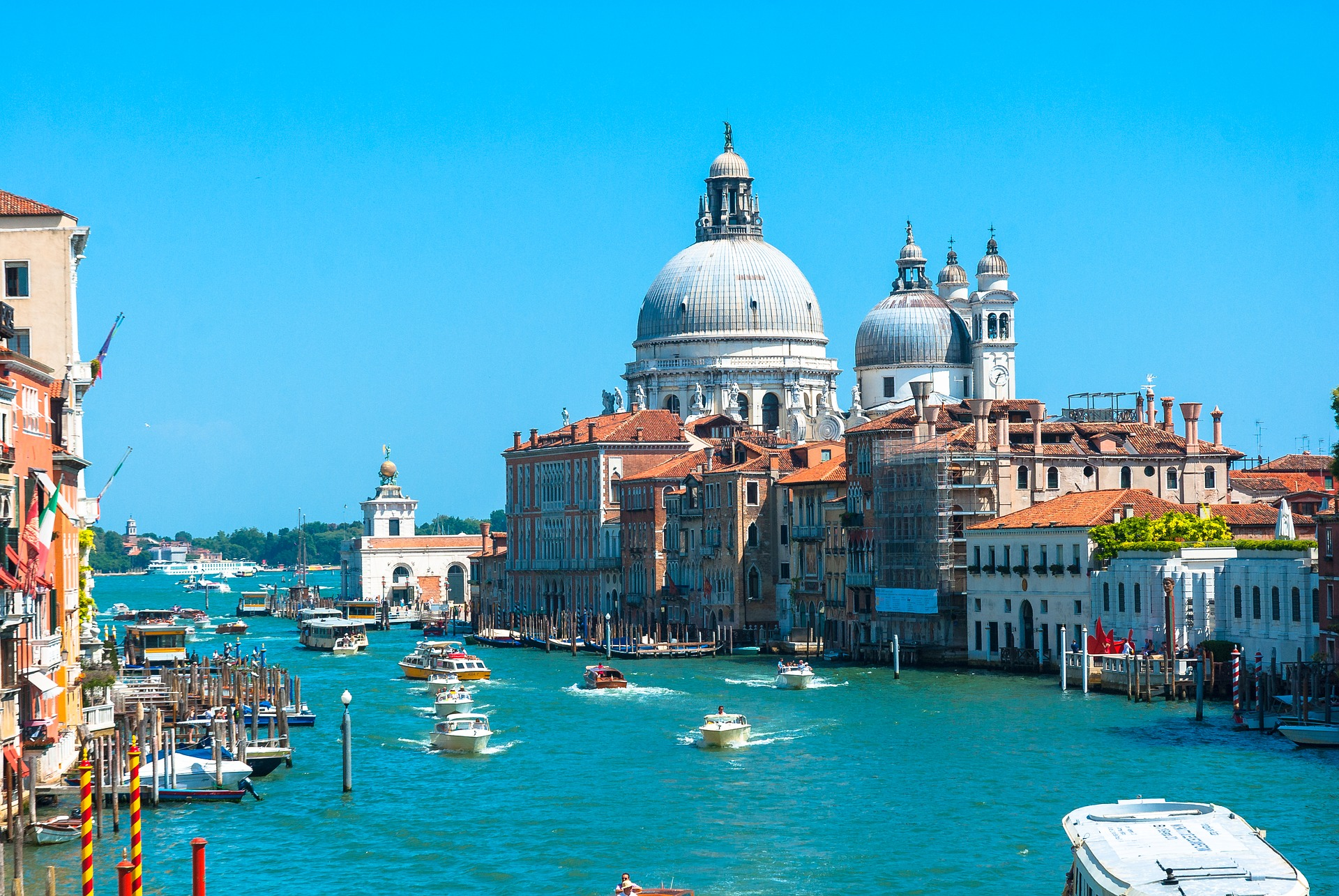 Städte Trip Venedig - romantische Gondelfahrt ab 32,00€ Flug & Hotel ab 300,48€