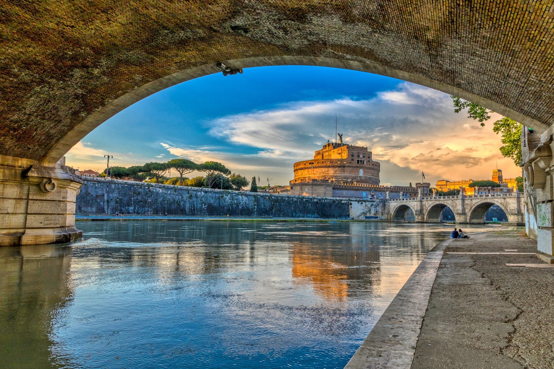 Städte Trip nach Rom im 4 Sterne Flaminio Village inklusive Flug ab 95,25€