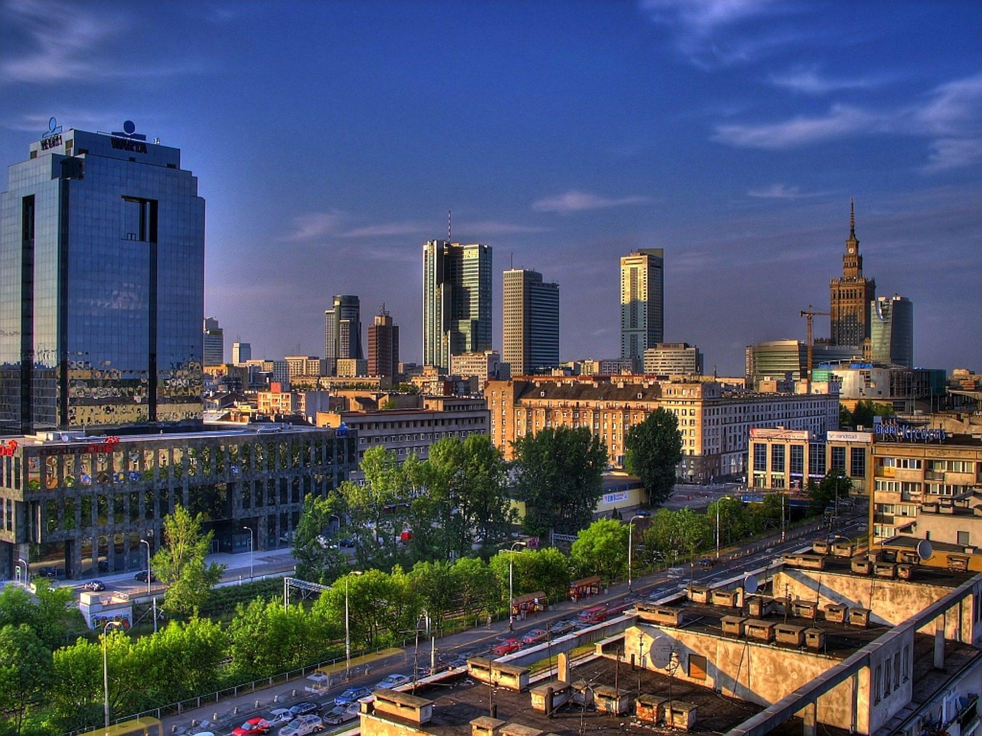 Städtereise Warschau günstigen Flug + Hotel ab 59,98€ 2 Nächte
