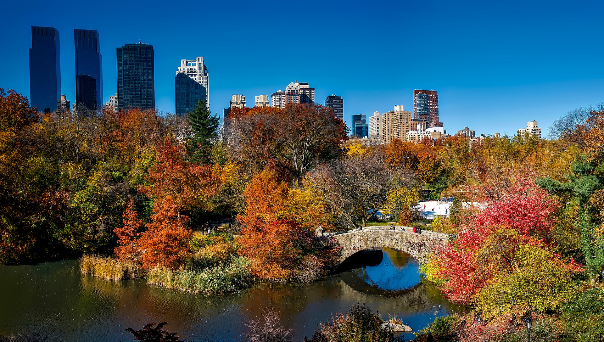 Städtereise günstig ab 446,55€ - Central Park New York City