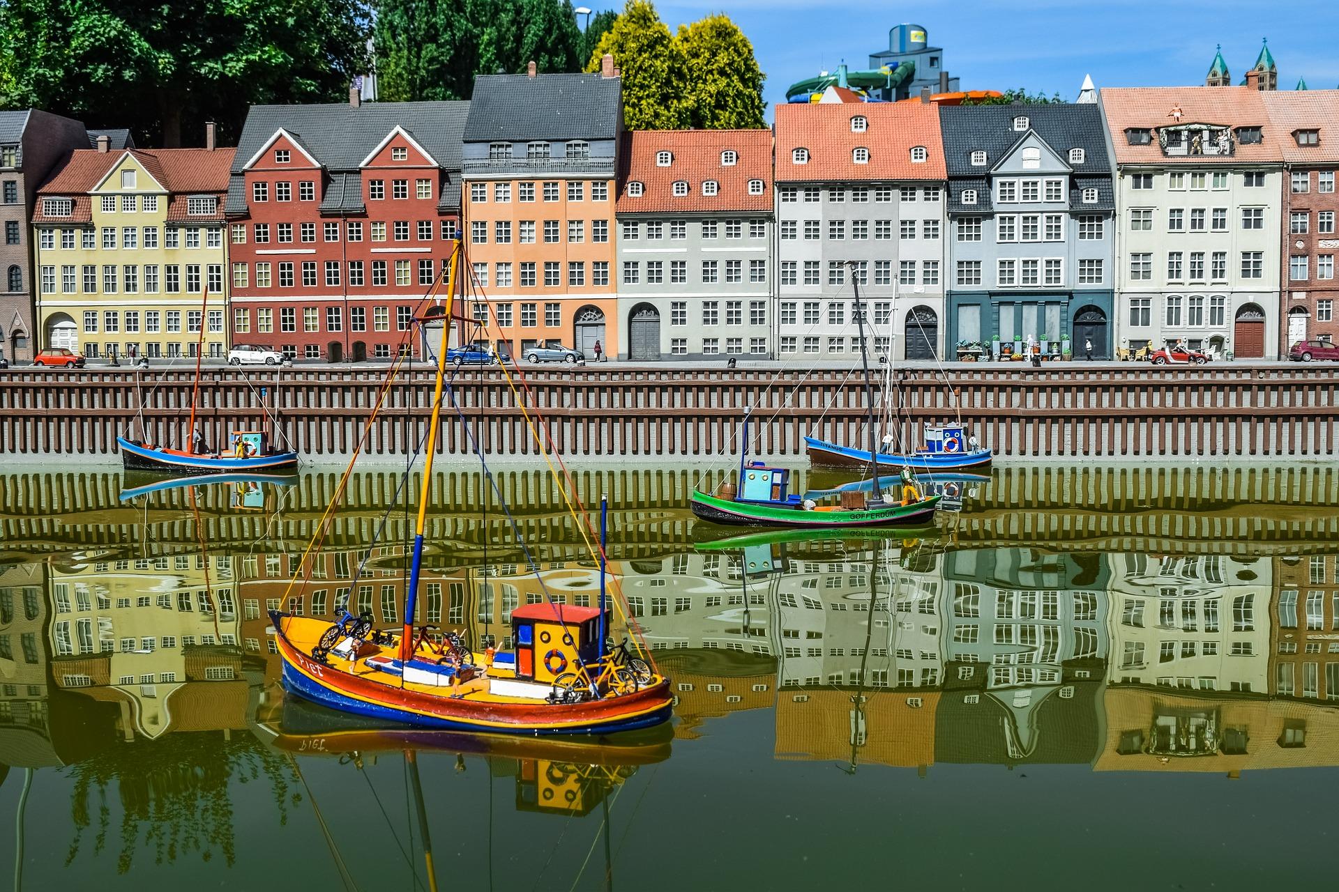 Städtereise nach Brüssel Mini Europa